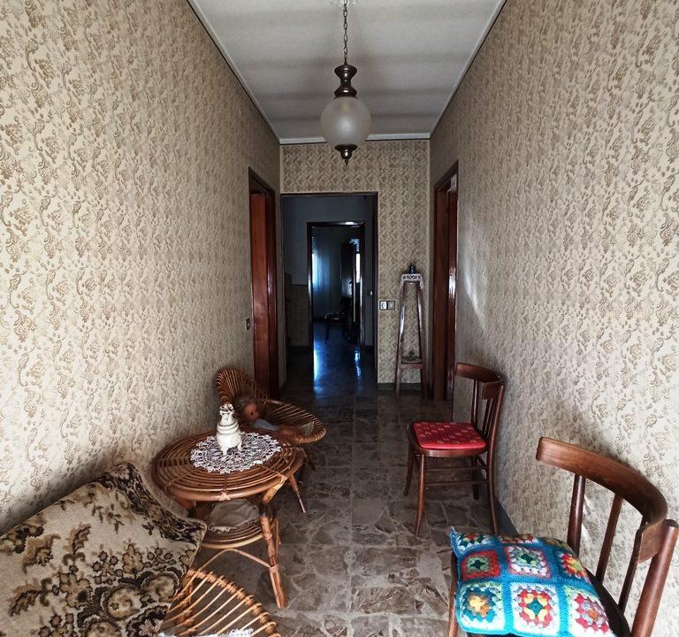 corridoio casa in campagna Mezzano Inferiore