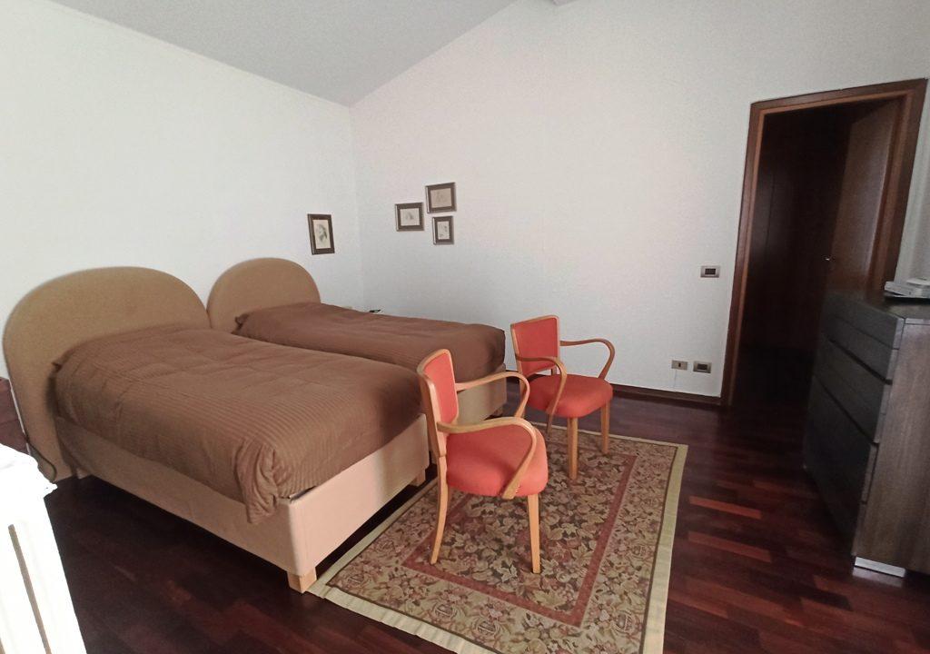 camera 1 villa Colorno