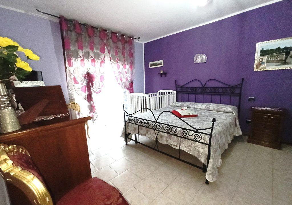 camera 1 appartamento con giardino Torrile