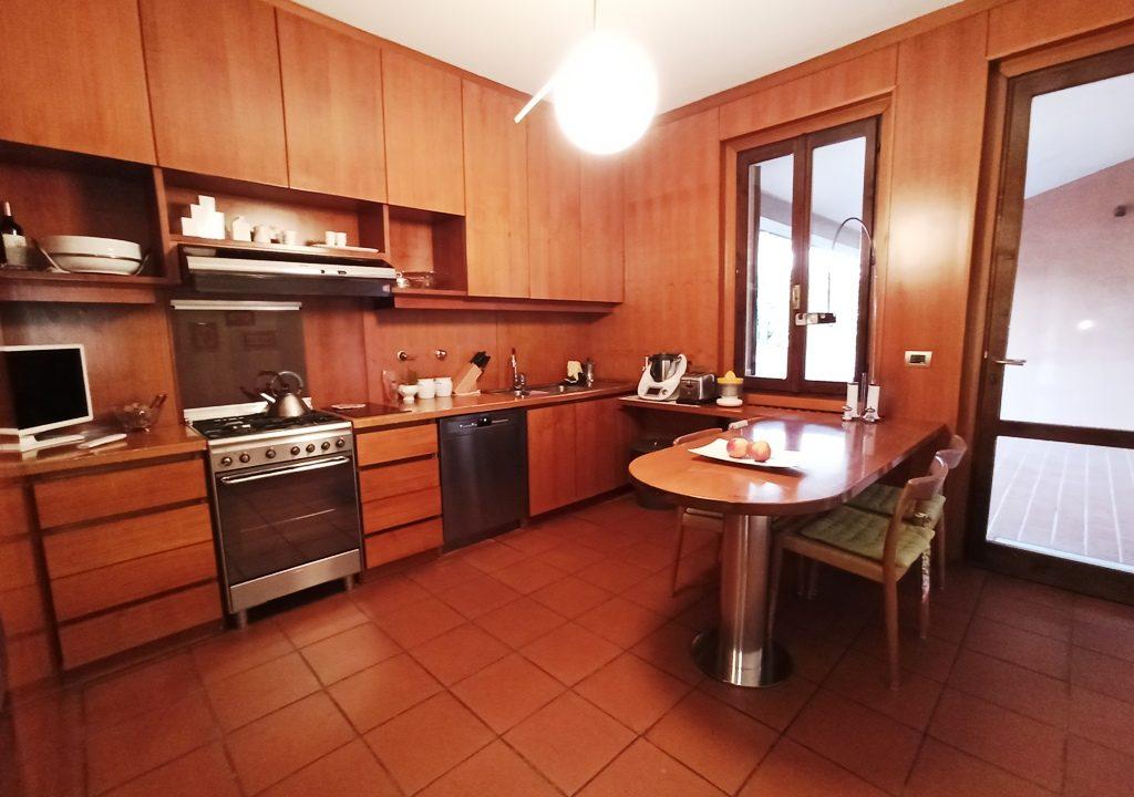 cucina villa Colorno