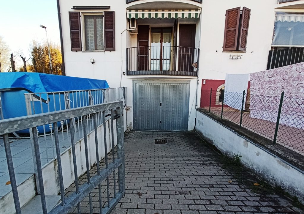 garage casa a schiera Casale di Mezzani