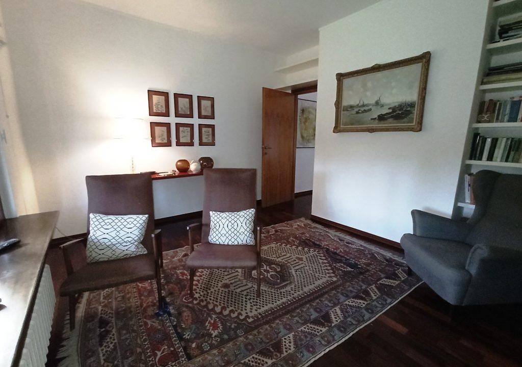 studio sala tv villa Colorno