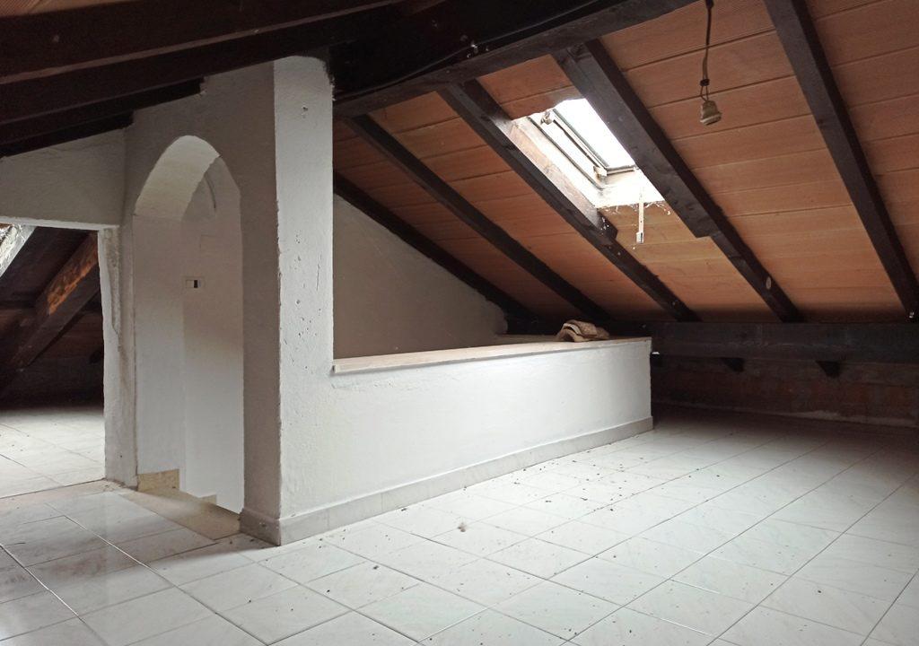 mansarda casa a schiera a Mezzani