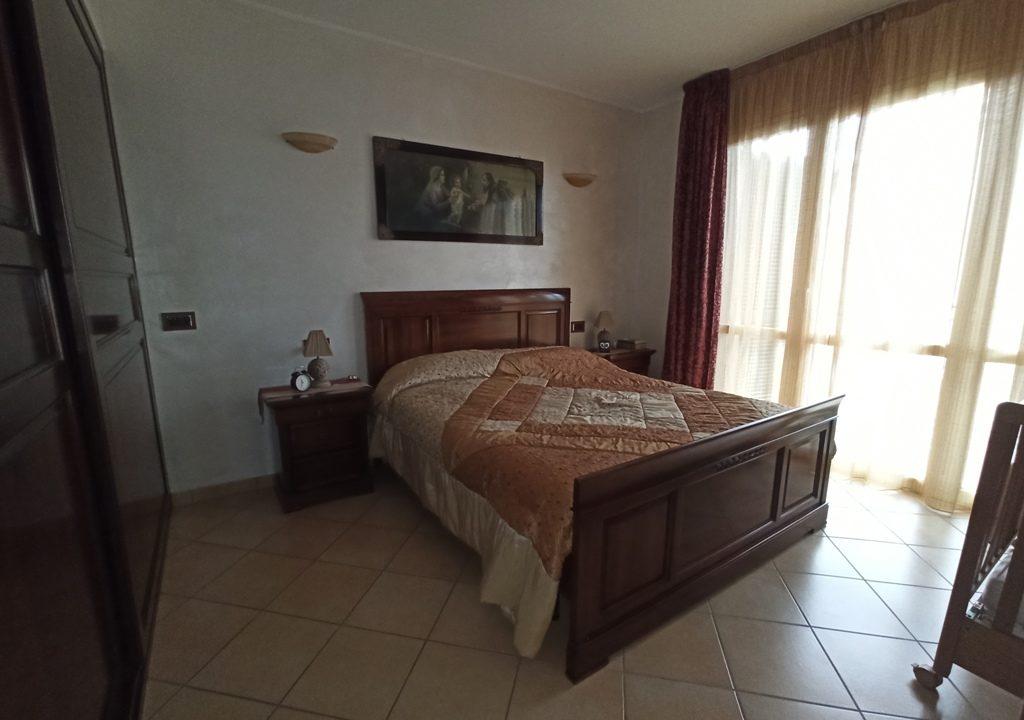 camera 1 appartamento con giardino Rivarolo