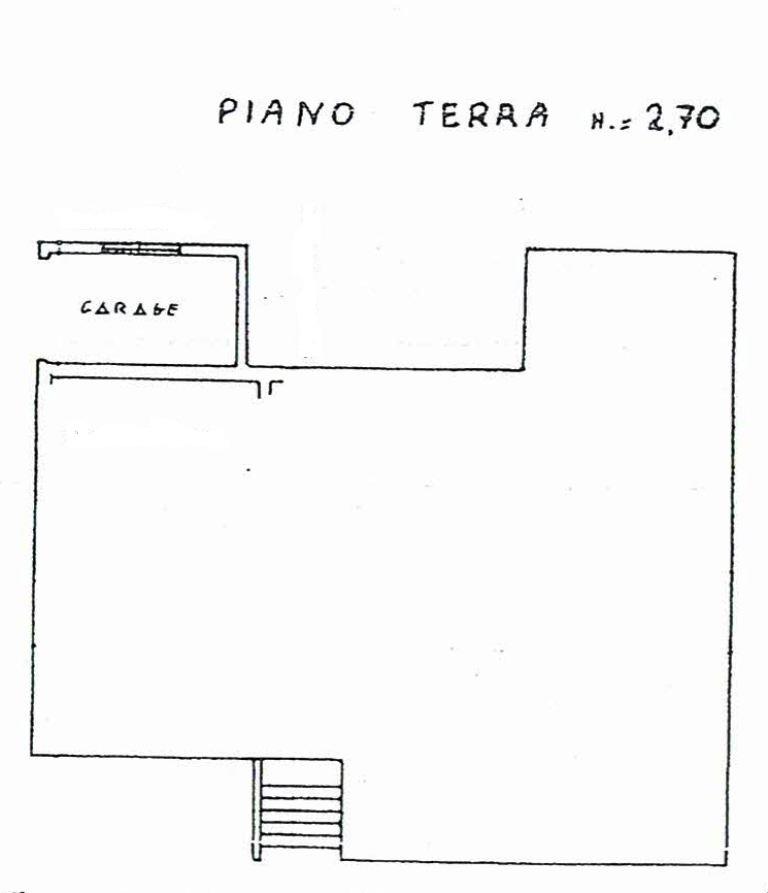 Piano Terra garage 2