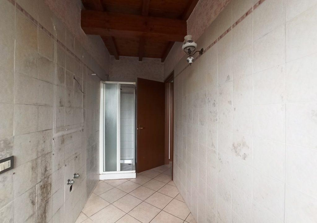 bagno 1°piano casa a schiera Coltaro