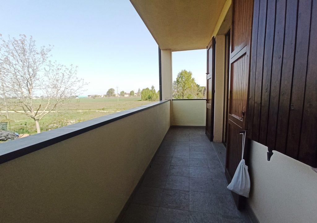 balcone trilocale recente Rivarolo