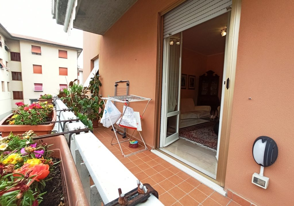 balcone 1 trilocale ristrutturato Colorno