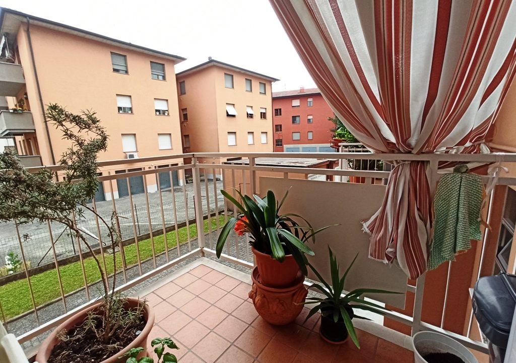 balcone 2 trilocale ristrutturato Colorno