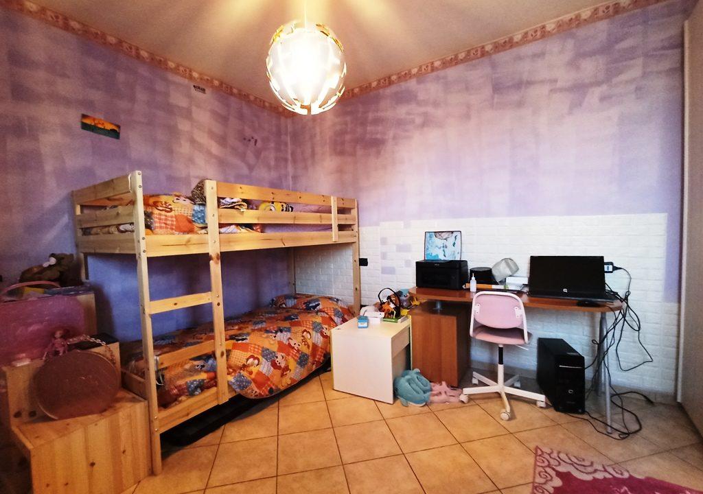 camera 2 appartamento con giardino Mezzano Superiore