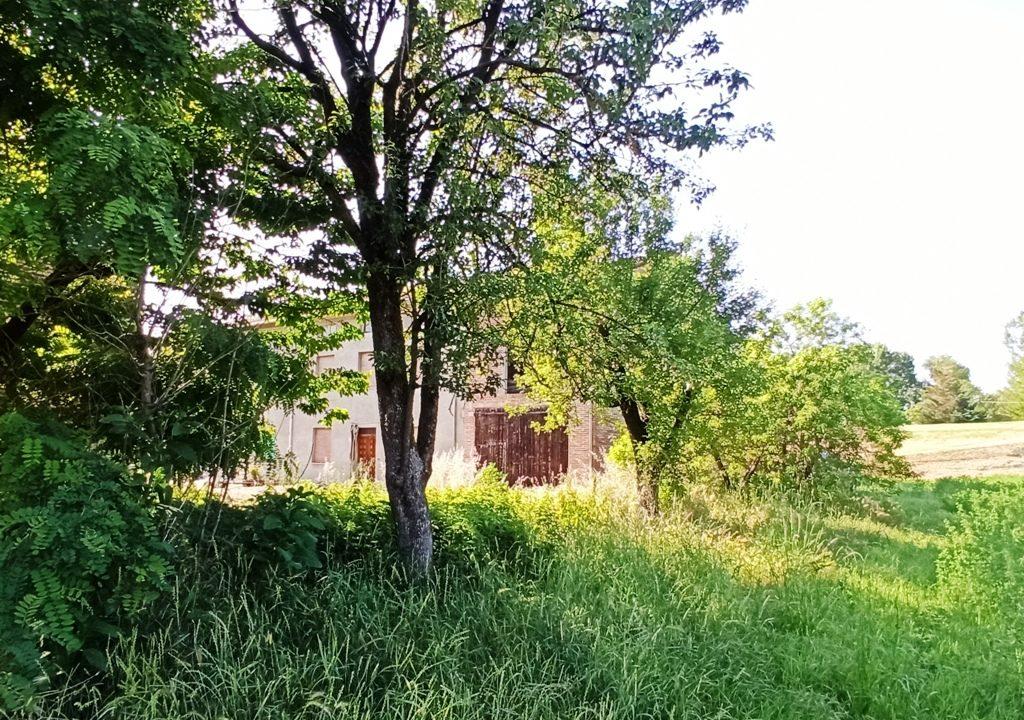 giardino casale Colorno campagna
