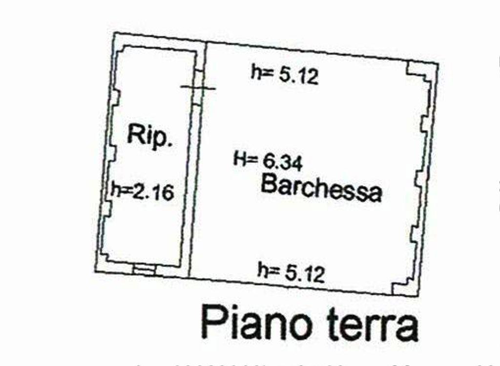 Piano Terra Barchessa