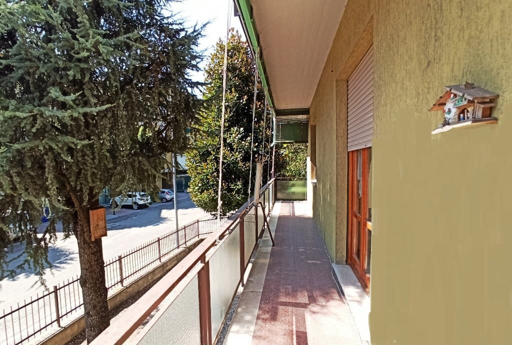 balcone appartamento grande Colorno