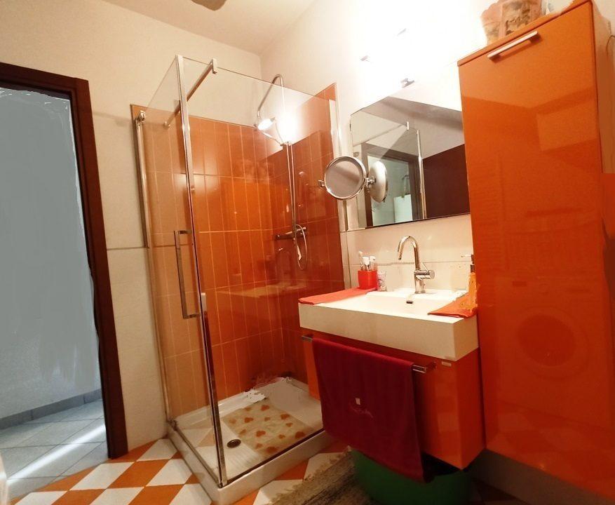 bagno piano terra casa a schiera Sant'Andrea